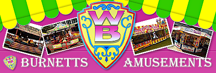 Burnett's Amusements - Traditional Funfair Rides &Fun Foods