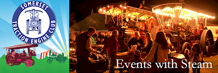 Somerset Traction Engine Club - Events with Steam
