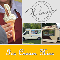 Link to the Weaver Event Catering website