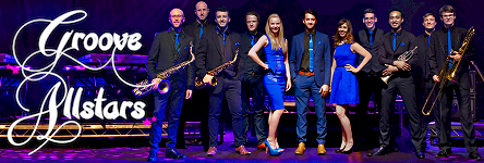 Groove Allstars - Wedding and Event Band