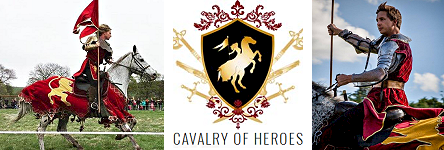The Cavalry of Heroes - Equestrian Displays