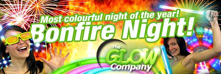 The Glow Company - Bonfire Night Glow Products