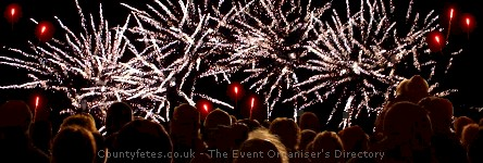 Countyfetes - Firework Providers in Our Services Directory