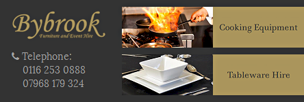 Bybrook Furniture and Event Hire Ltd - Cooking Equipment Hire