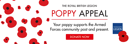 Countyfetes - Supporting the Poppy Appeal Commission Free