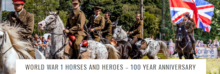 The Cavalry of Heroes - World War 1 Horses and Heroes