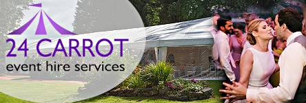 24 Carrot Events - Marquee Event Hire Services