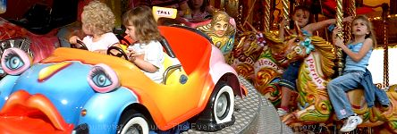 Countyfetes - Locate Children's Rides and Amusements