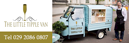 The Little Tipple Van - Make Yours a Sparkling Occasion