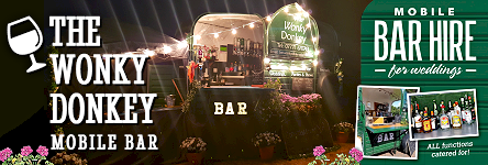 The Wonky Donkey - Fully Licensed Mobile Bar