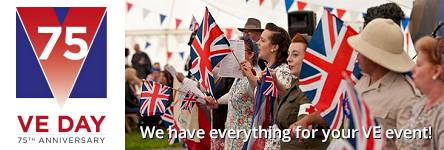 Countyfetes - We Have Everything for Your VE Event!