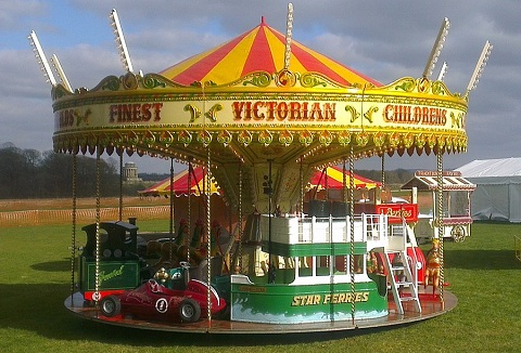 Link to the North's Funfairs website
