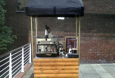 Link to the Mahogany Run Coffee Hut website