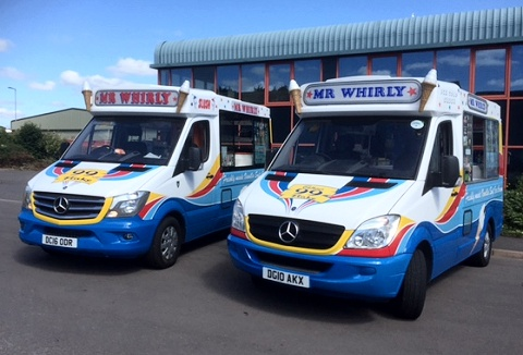 Link to the Mr & Mrs Whirly Ice Cream Ltd web page