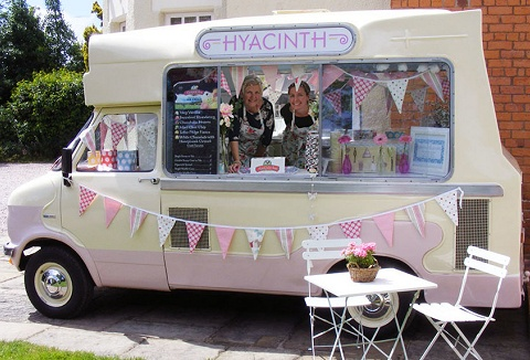 Link to the Hyacinth Vintage Ice Cream Van website
