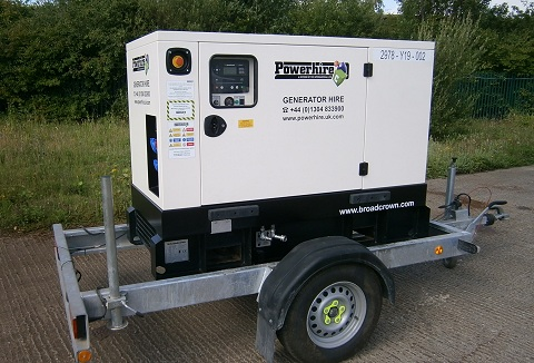 Link to the Powerhire website