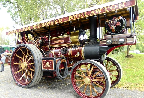Link to the North Staffs & Cheshire Traction Engine Club website