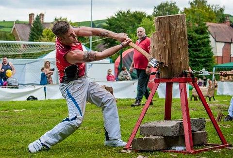 Link to the Welsh Axemen website
