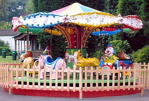 Link to the Thomas Jones Fun Fairs website