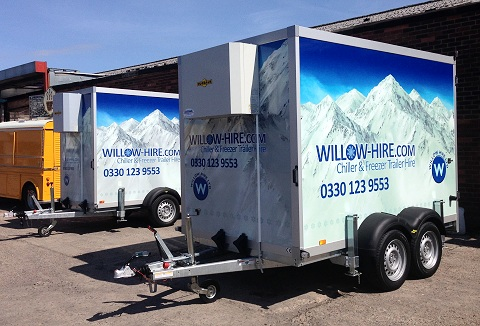 Link to the Willow Hire Ltd website