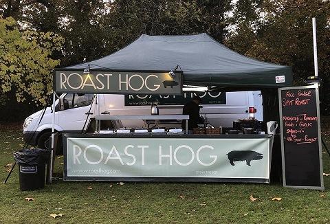 Link to the Roast Hog website