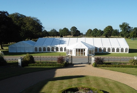 Link to the Anglia Coastal Marquees website