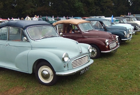 Link to the Morris Minor Owners Club website