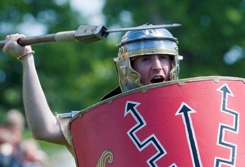 Link to the The Antonine Guard website