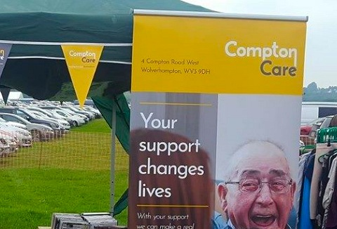 Link to the Compton Care website