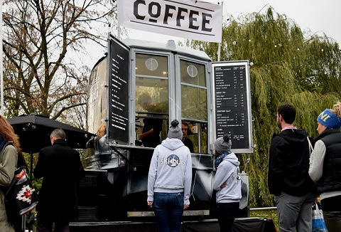 Link to the The Coffee Gondola website