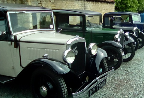Link to the The Pre War Austin Seven Club website