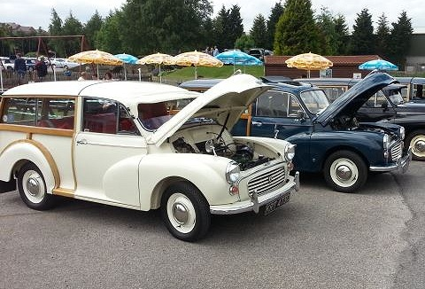 Link to the Morris Minor Owner's Club website