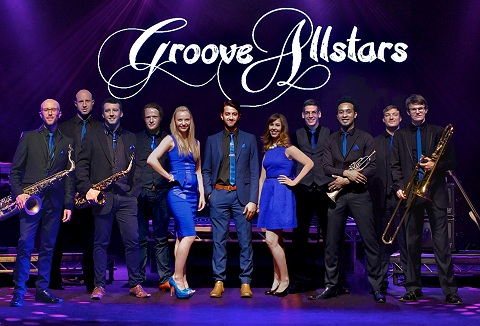 Link to the Groove Allstars website