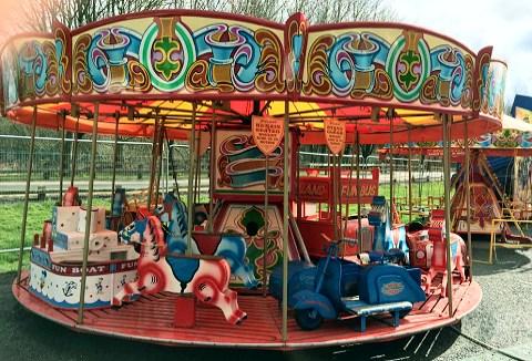 Neil Pont & Son Amusements & Fun Fairs