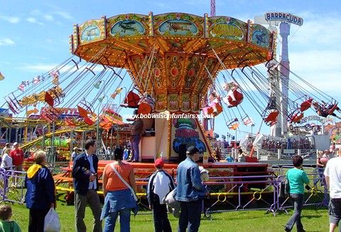 Link to the Bob Wilson Funfairs Ltd website