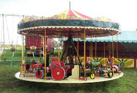 Link to the Traditional Steam Fair website