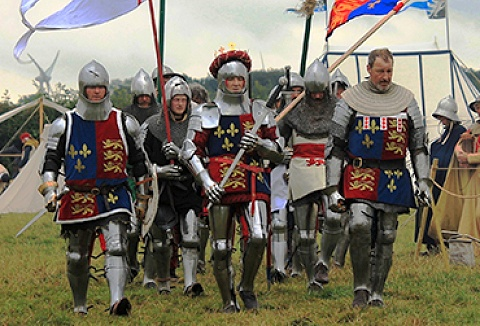 Link to the Plantagenet Medieval Society website