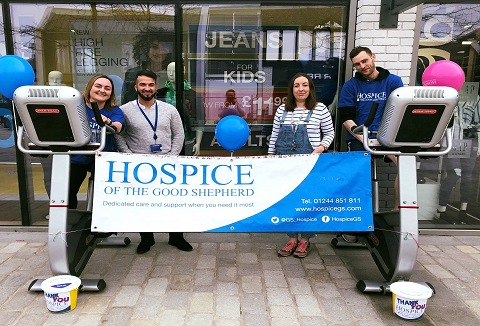 Link to the Hospice of the Good Shepherd website
