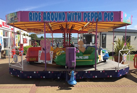 Link to the LJS Funfairs & Catering web page