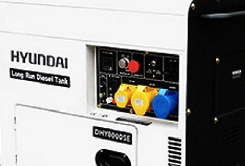 Link to the Generator Hire North Wales website