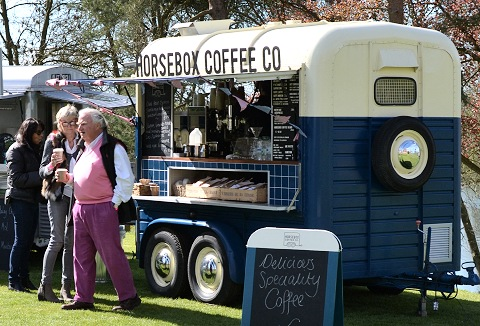Link to the Horsebox Coffee Co. website