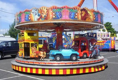 Link to the Cullens Funfair website
