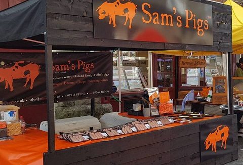 Link to the Sam's Pigs website