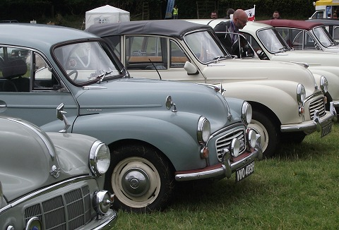 Link to the Morris Minor Owners Club Dorset Branch website