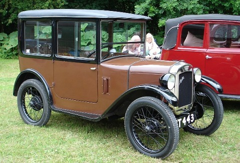 Link to the The Pre-War Austin Seven Club website