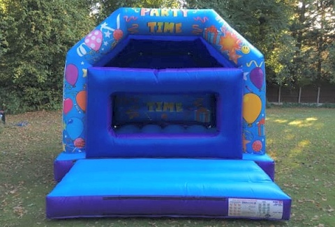 Link to the Bouncy Castle Parade website