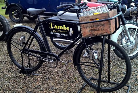 Link to the Strathmore Vintage Vehicle Club Ltd website