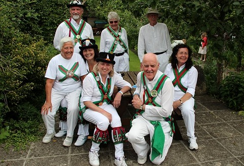 Link to the Dr Turberville's Morris website