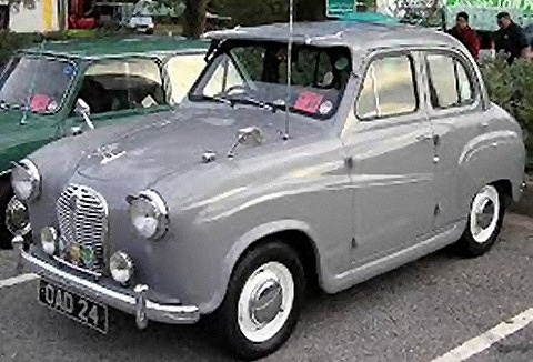Link to the Austin A30 A35 Owners Club website