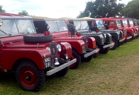Link to the The Land Rover Series One Club Ltd website
